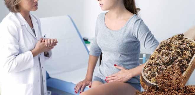 Прополис в гинекологии