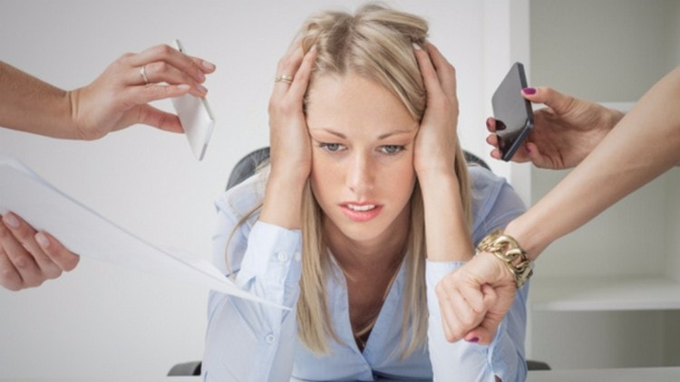 Еще одна причина возникновения молочницы это банальный стресс.