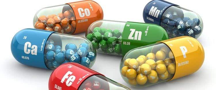 Полезные витамины в составе нута