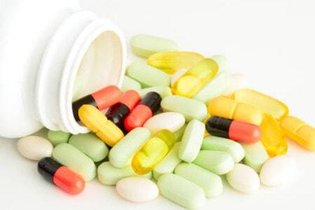 Таблетированные медикаменты