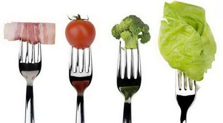 как действует белково овощная диета