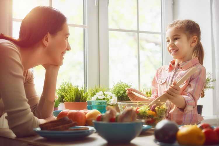 питание при рахите у детей