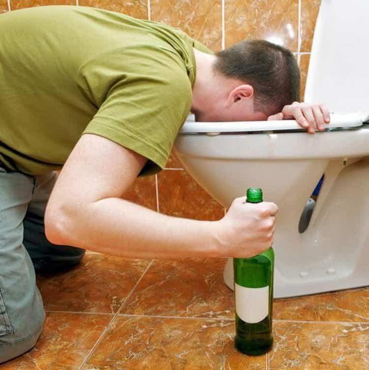 алкогольное отравление лечение в домашних условиях