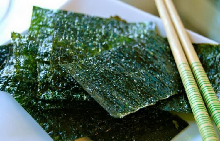 ламинария сушеная: полезные свойства и противопоказания