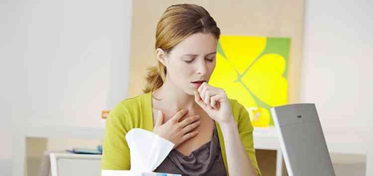 Адиантум поможет в лечении кашля