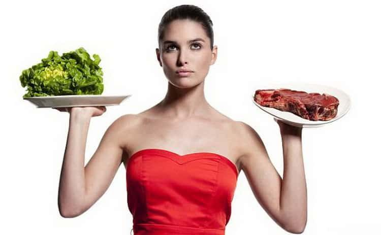 Что собой представляет белково овощная диета