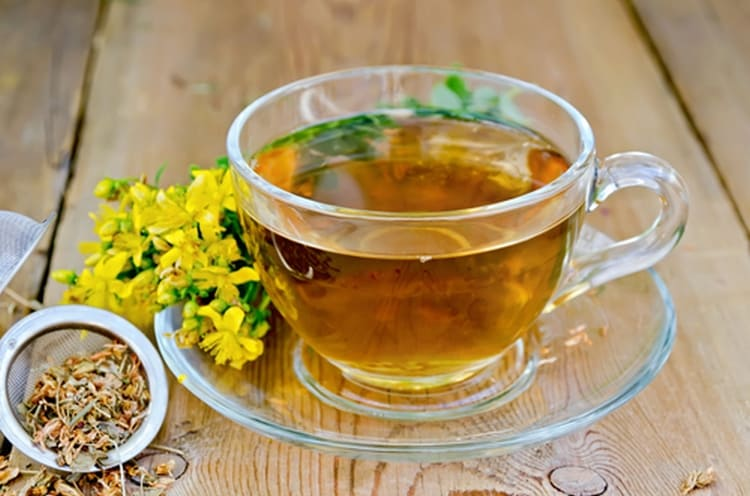 такой чай поможет ускорить лечение и устранить симптомы тубоотита.