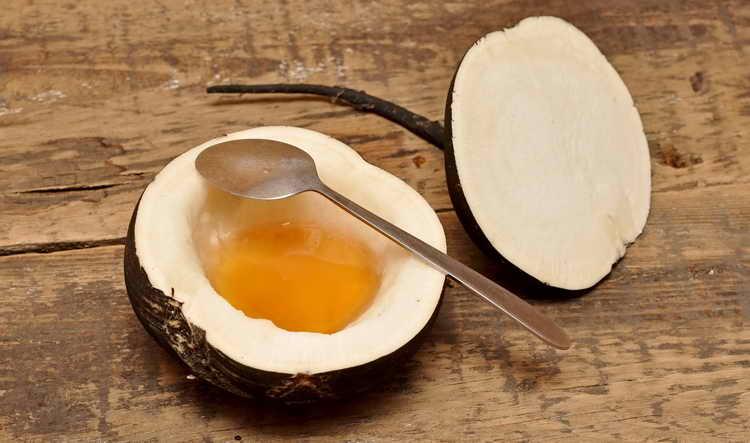 Сок редьки и мед от песка в почках