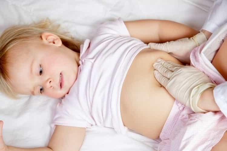 лямблии у детей лечение