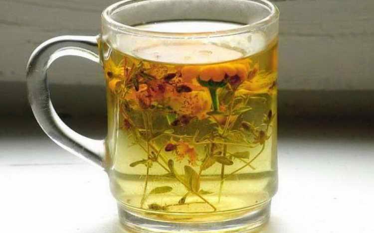 влажный кашель у взрослого лечение чай