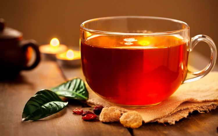 Чай из плодов софоры японской от нейродермита