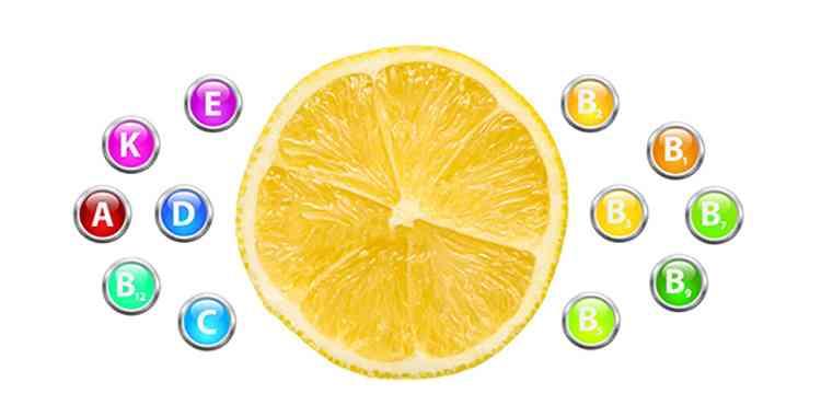 Лимон микроэлементы в расстении