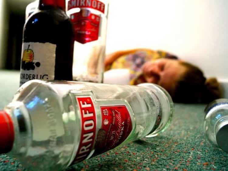 алкогольное отравление: лечениеи и прогнозы