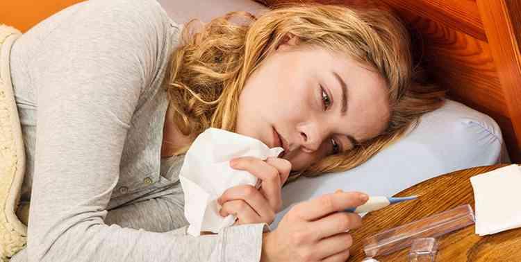 Альбиция поможет справиться с гриппом
