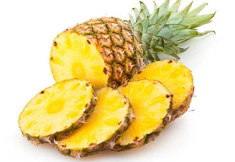 Как использовать ананас для похудения