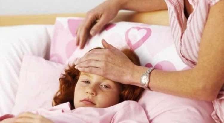 Причины увеличенных миндалин у ребенка, лечение народными методами