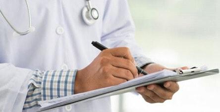 Список врачебных противопоказаний
