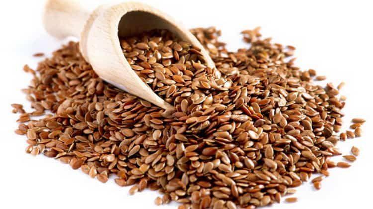 Как использовать семена льна для очищения кишечника