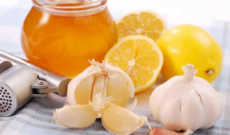 лимон мед чеснок рецепт для сосудов
