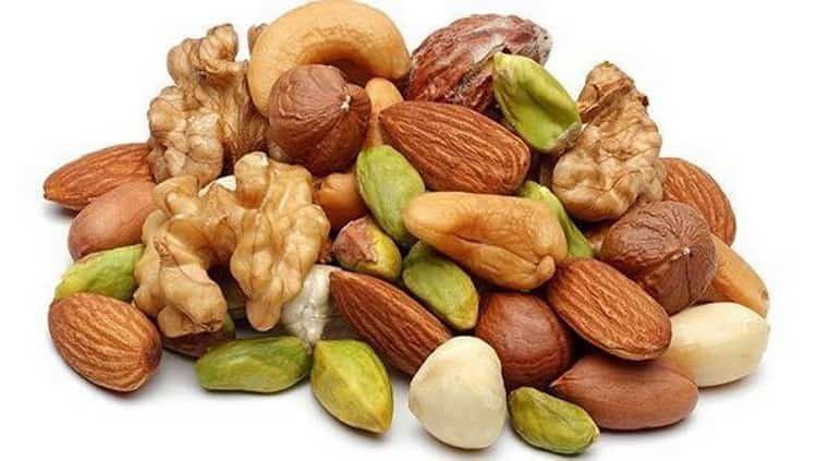 Можно ли орехи на кетоновой диете