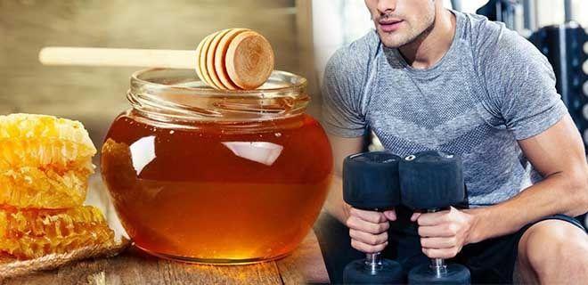Мед и спорт