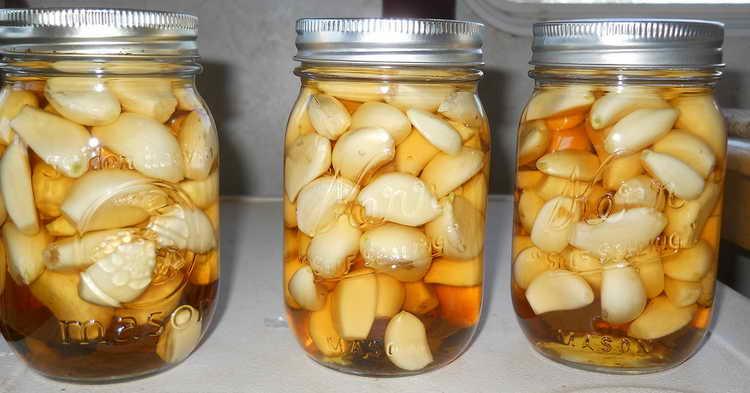 чистка сосудов лимон чеснок мед рецепты