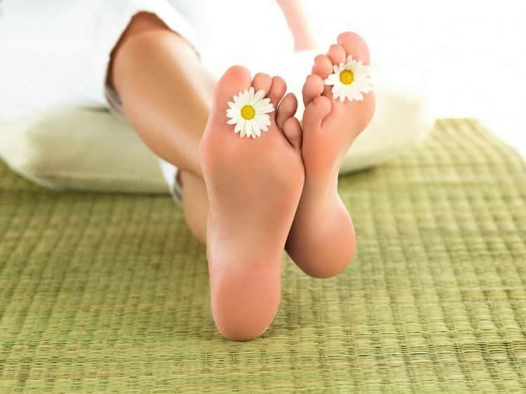 Как сделать ванночка для ног