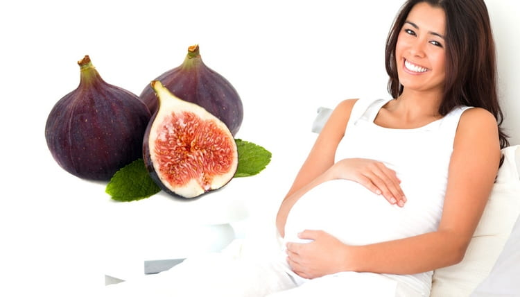 Особенно ценны полезные свойства инжира для женщин в положении.
