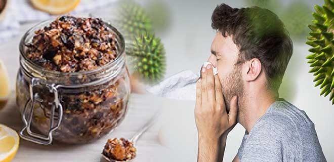 Смесь из сухофруктов с медом для иммунитета