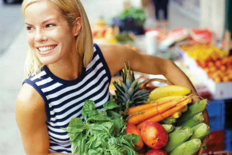 овощная диета, овощная диета на неделю