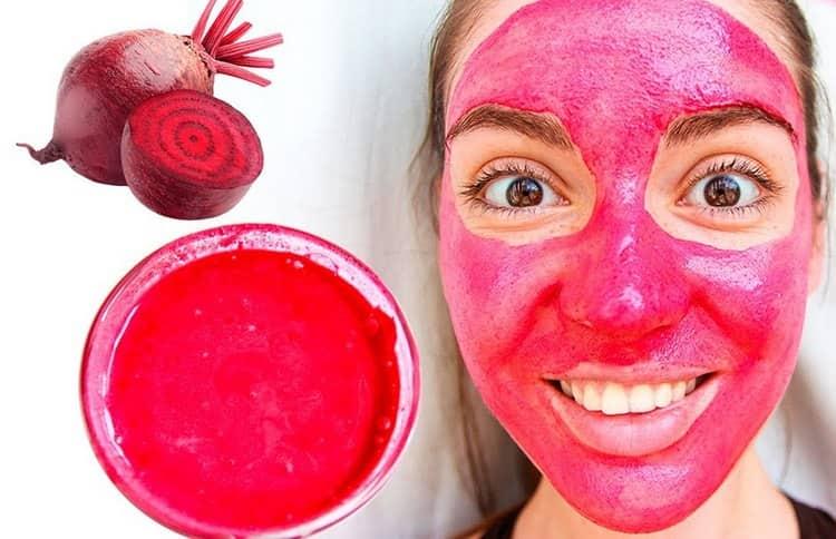 Сырой овощ можно также использовать для приготовления масок для лица.