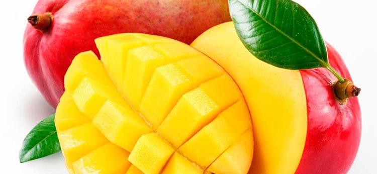 Вкусный и полезный плод манго