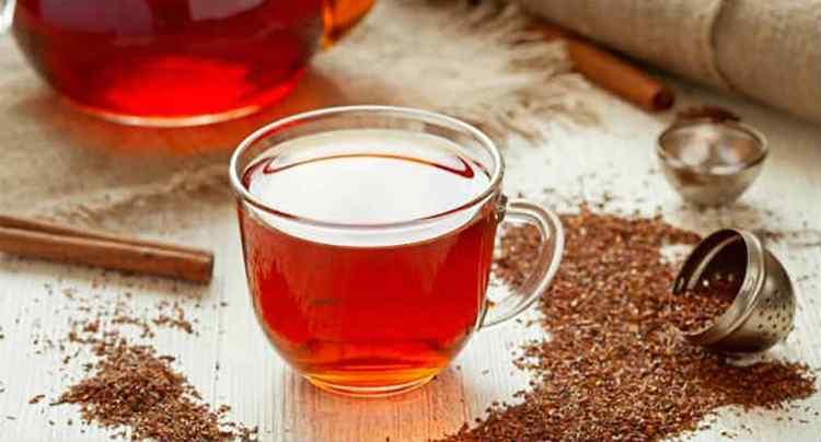 Ройбуш чай польза в лечении