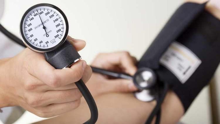 Гипертрофия левого желудочка сердца встречается у гипертоников.