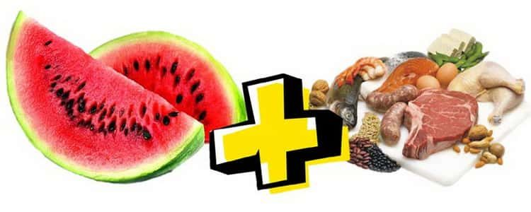 арбузная диета минус 10