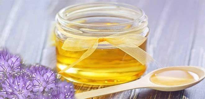 Мед из фацелии