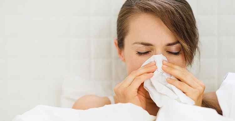 Сныть поможет справиться с аллергией