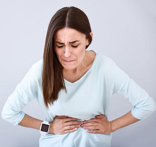 Болевой синдром - симптом гипертрофического гастрита