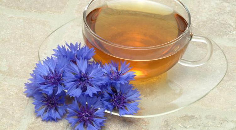 Внутрь при пупочной грыже принимают чай из василька.