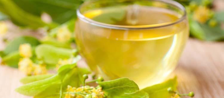 Чай из липы для повышения иммунитета