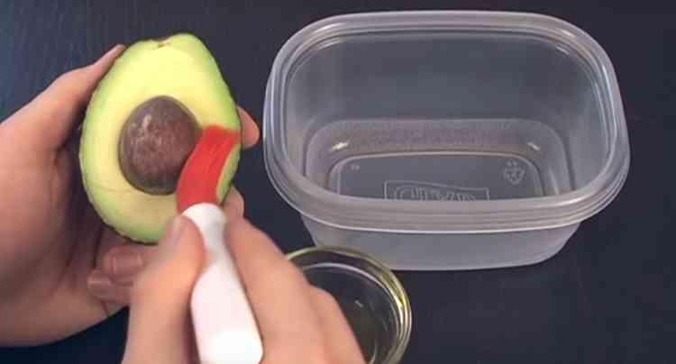 Авокадо как хранить дома