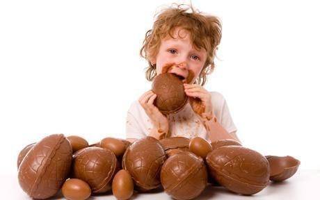 Злоупотребление шоколадом