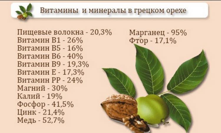 Узнайте, в чем польза и возможный вред для организма от грецких орехов.
