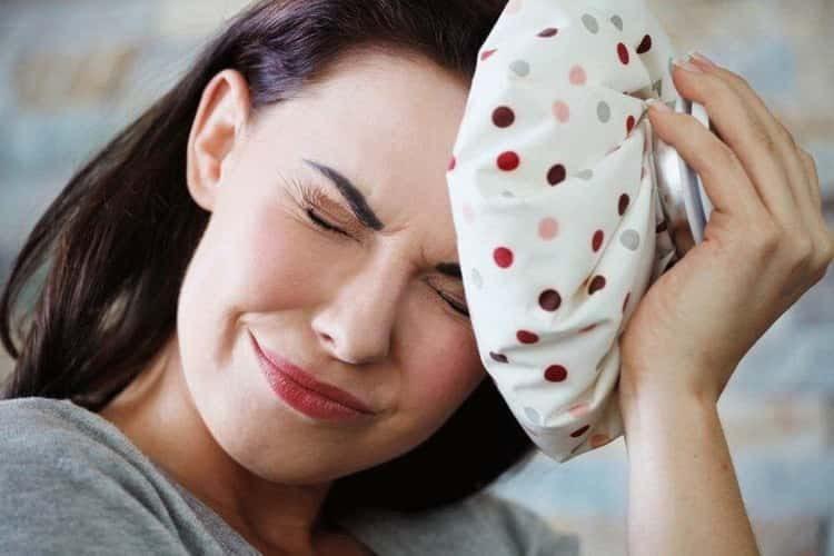Поможет ли любисток при мигрени