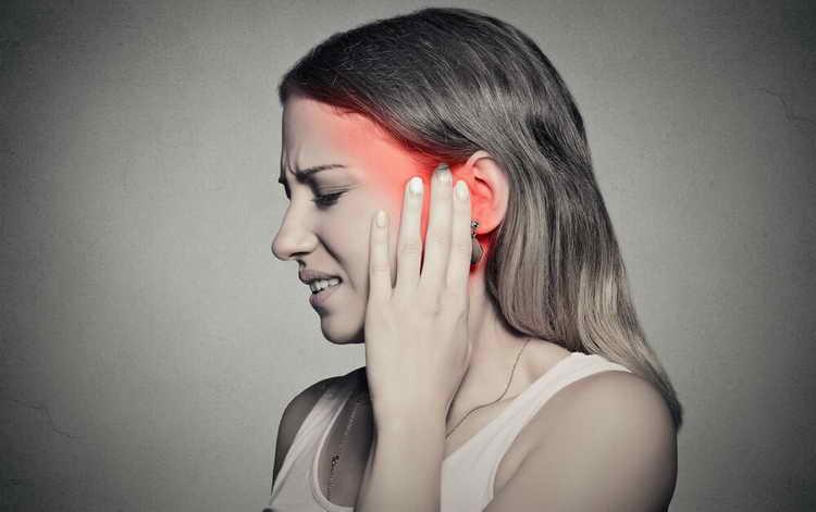 евстахиит симптомы и лечение
