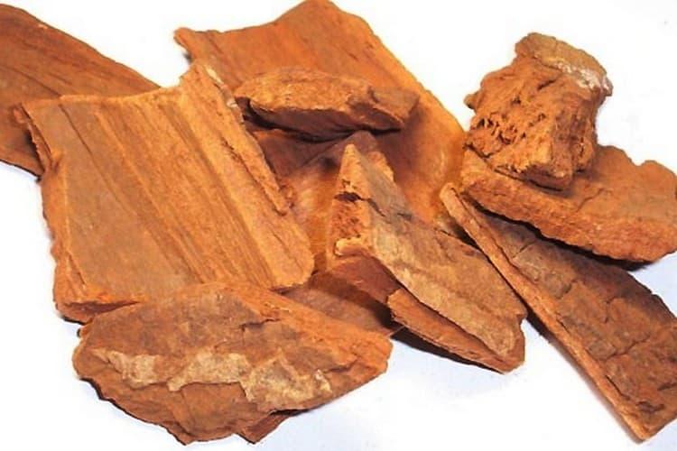 Кору дерева использую также для лечения кашля.