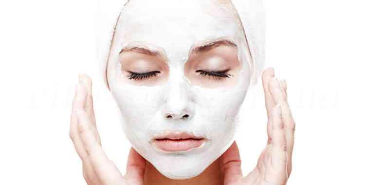 Соя используется в масках для лица