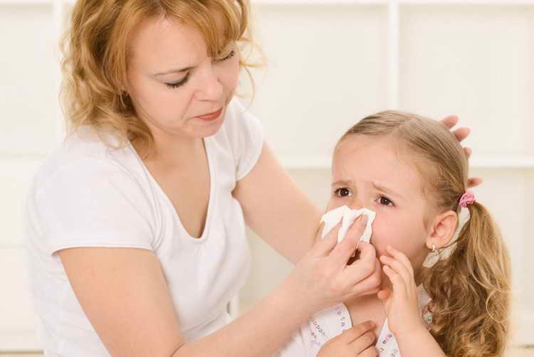 вирусная инфекция симптомы у детей