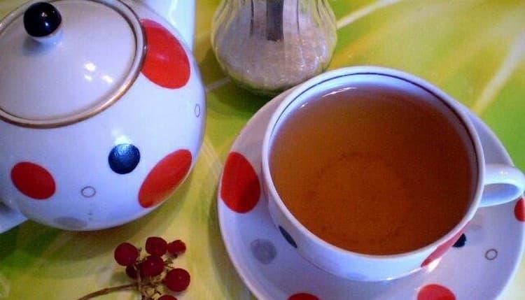Полезен чай на основе растения.