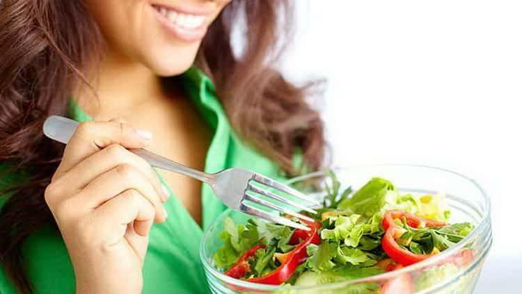 ленивая белково овощная диета